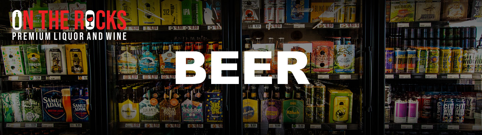 On-The-Rocks-Premium-Liquor-and-Beer-St.-Charles-Beer-Page-Banner